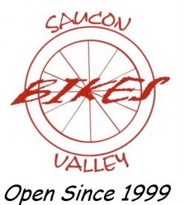 Saucon Valley Bikes logo